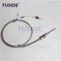 导线式热电偶K偶、J偶温度传感器