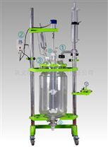 雙層玻璃反應釜廠家直銷 變頻調速