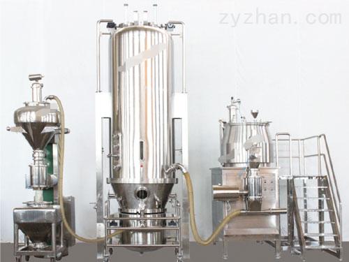 LZL系列固体制剂制粒机组
