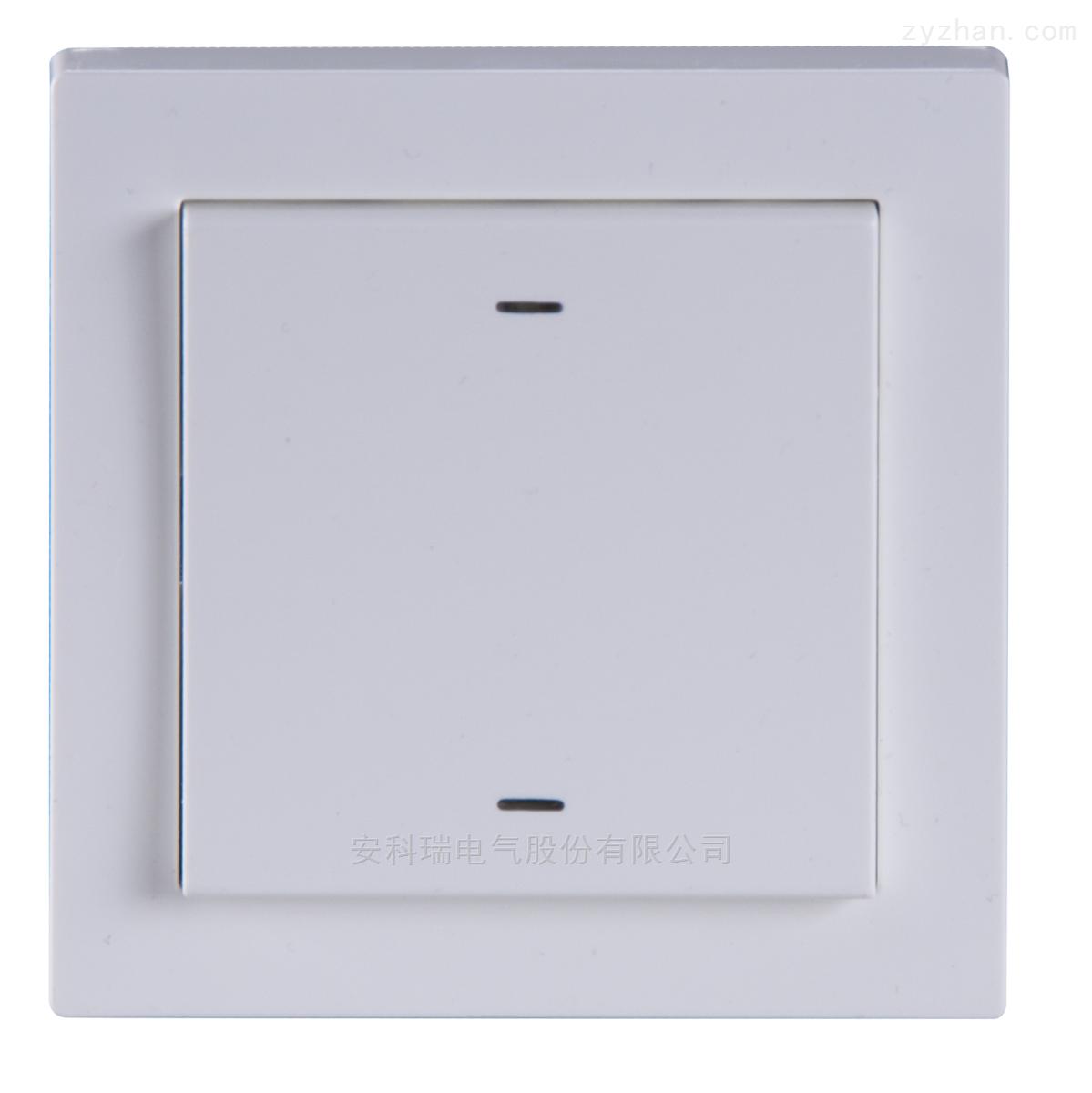 ASL100-F1/2-安科瑞智能照明1联2键智能面板