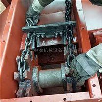 链式刮板输送机FU型粮食环链输送设备