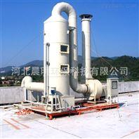 酸雾废气净化喷淋塔厂家专业定制PP材质