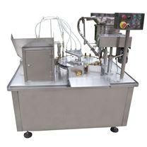 微電腦口服液灌裝機