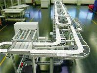 食品包裝生產線專用塑料網帶