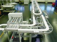 食品包装生产线专用塑料网带