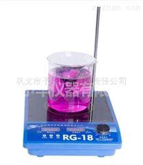 恒温磁力搅拌器 微晶玻璃好清洗耐热耐药性