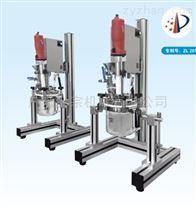 專業制藥1 5L玻璃乳化鍋多功能實驗室乳化機