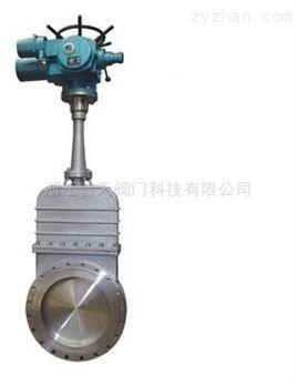 DMZ273X电液动暗杆式刀形闸阀