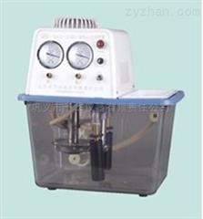 SHZ-D(III)透明水箱循环水真空泵,双表、双头抽气