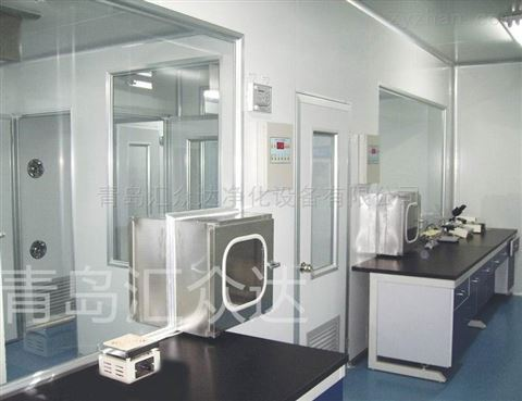 青岛净化实验室施工