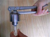 SZ-15A口服液瓶手工压盖钳