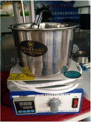 DF-101D系列集热式磁力搅拌器,数显自动恒温型