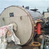 转让二手3吨导热油锅炉