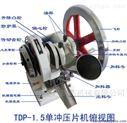 TDP-1.5小型单冲压片机