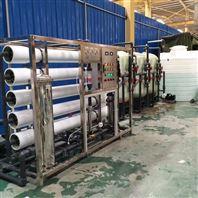 6吨每小时二级RO反渗透纯水设备