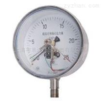 上海儀表四廠YXC-100磁助電接點壓力表