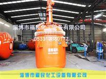 搪瓷反应釜5立方5000L搪玻璃反应罐