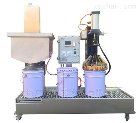 油墨全自动灌装机 液体全动定量灌装设备