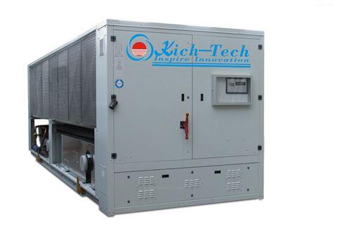森和冷水机--灌装生产线冷冻
