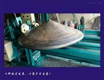 上海全自動不銹鋼封頭罐體旋光機