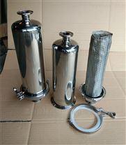 不锈钢直通式管道过滤器巨捷5英寸10英寸