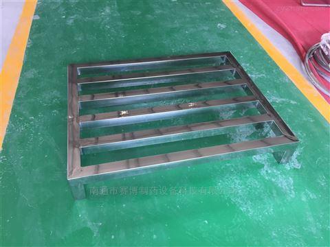GMP车间不锈钢垫仓板