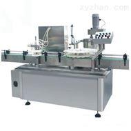 KZYG12-10系列口服液轉盤式跟蹤灌裝軋蓋機