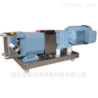卫生级转子泵