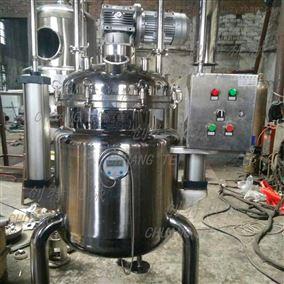CT-F不锈钢蒸汽加热反应釜