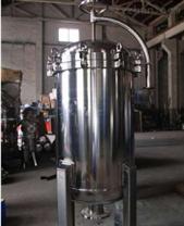 不锈钢大流量多袋式过滤器