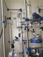 多功能精馏玻璃反应釜