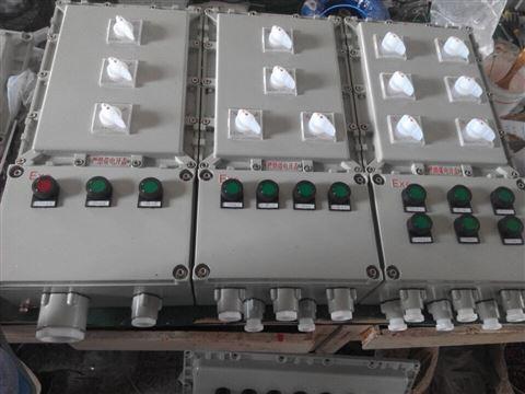 BXX52粉尘防爆检修电源插座箱