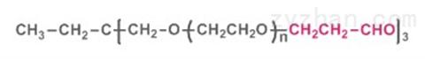 三臂聚乙二醇丙醛,3-arm PEG-pALD