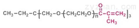 三臂聚乙二醇甲基丙烯酸酯,3-arm PEG-MA