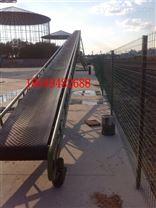 移动式胶带输送机散粮装车传送带