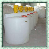 厦门福建福州龙岩南平圆形Pe塑料加药搅拌罐
