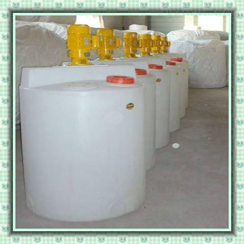 廈門寧德莆田泉州三明漳州Pe攪拌機加藥設備