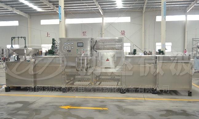 微波真空干燥机南京勃达