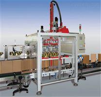 桶装类产品抓取式装箱机
