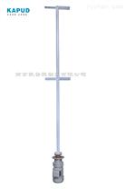 反应池污水工艺 JBJ型立式安装桨式搅拌机