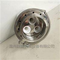 304不锈钢卫生级快装式三芯呼吸器