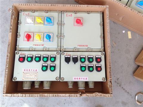 液氨泵专用防爆控制箱