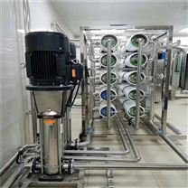 二手10-50噸雙級反滲透純凈水處理裝置