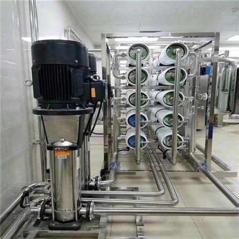 二手20T/H双级超滤反渗透纯净水水处理