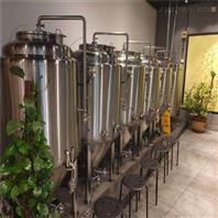 哪里回收二手精酿啤酒设备 精工自酿生产线