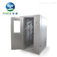 FLB-1200全自动风淋室 双人双吹风淋门FLB-1200