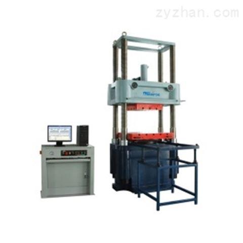 微机控制长柱式压力试验机