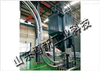化工烧碱管链式输送机,耐腐蚀密封环保