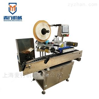 上海10ml口服液全自动不干胶贴标机厂家