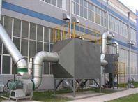 污水站除臭设备工艺流程